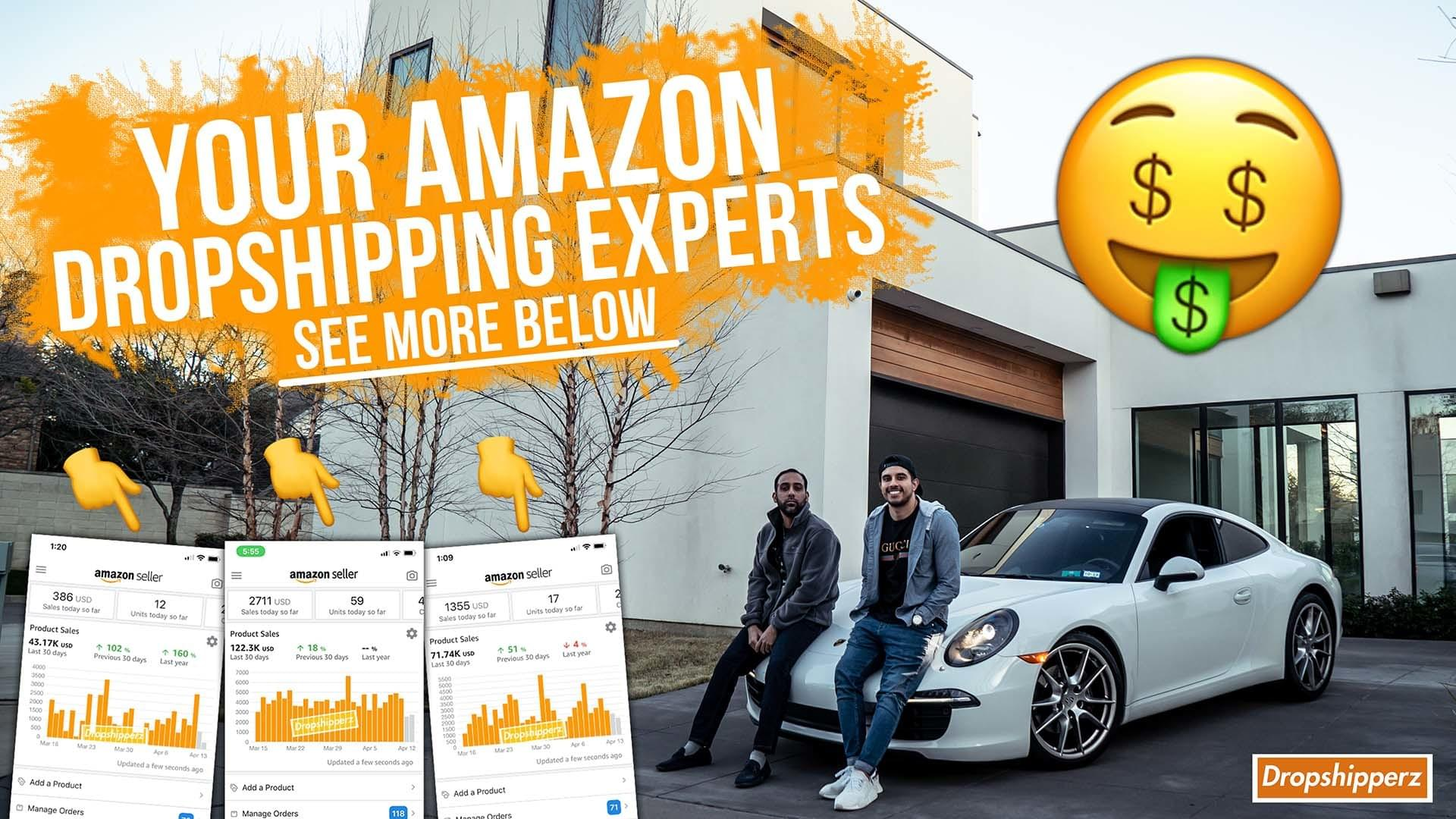 Amazon Dropshipping Course