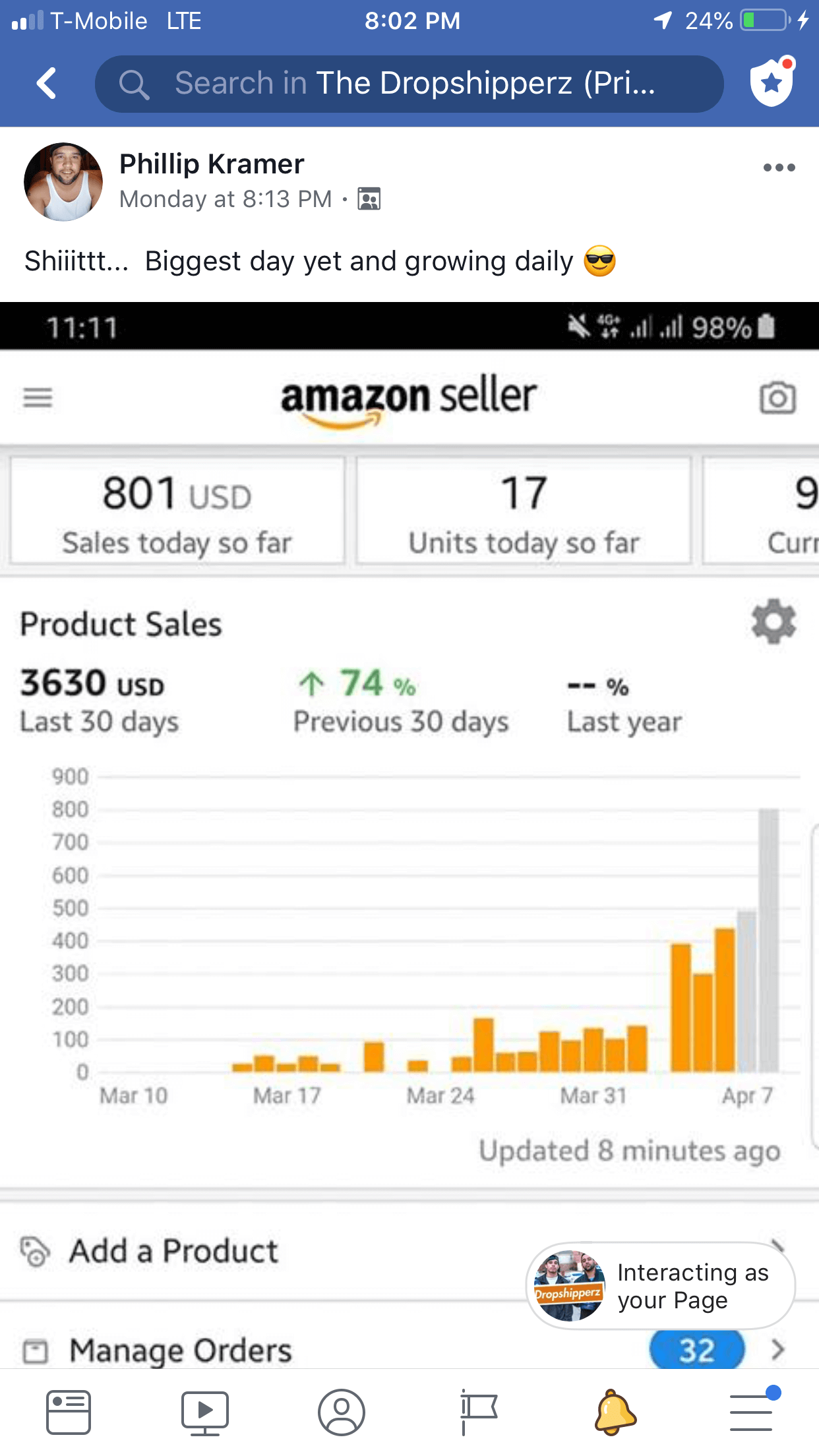 amazon dropshipping business